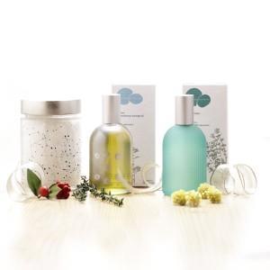 Sal de baño relajante o tonificante – Aceite de masaje aromaterápico – Fragancia aromaterápica Ideal para regalar y regalarse momentos de disfrutes en las rutinas diarias de belleza