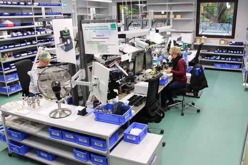 Sensor Manufacturing