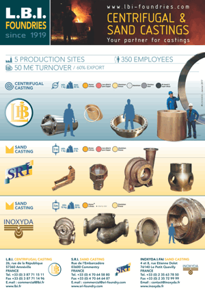 L.B.I. Foundries since 1919