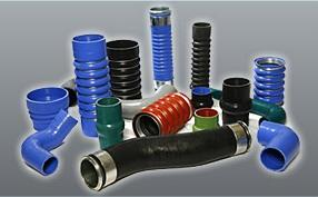 Automotive, Marimate and also for industrial usage special silicone hose projects.