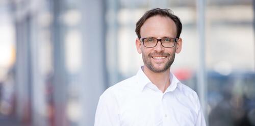 Geschäftsführer Sean Kollak