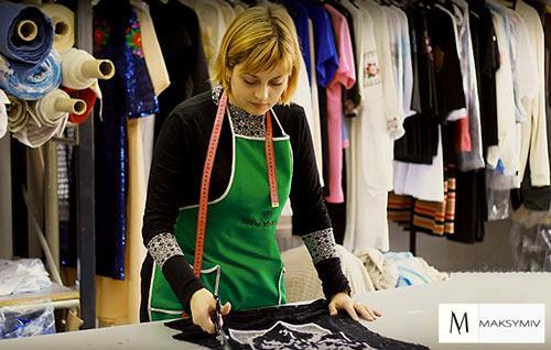 Производитель одежды Maksymiv