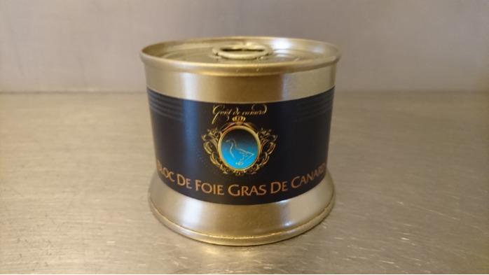 Патешки пастет в консерва / Fat duck liver paste (paste de foie gras) in a tin