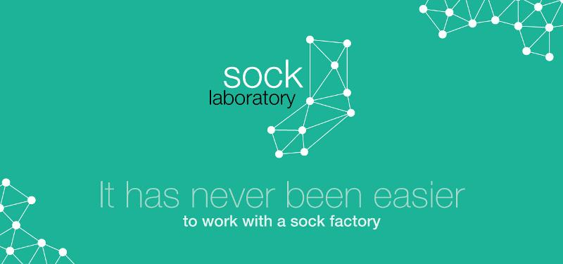 It has never been easier to work with a sock factory