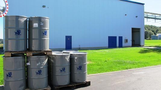 Notre site de production NYCO-STPC est un centre logistique flexible et fiable