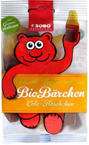 Bio Bärchen  Cola-Fläschchen