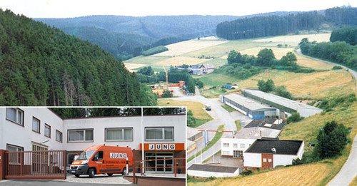 JUNG Stahl-, Maschinen- und Torbau GmbH
