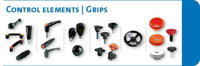 Control elements | Grips