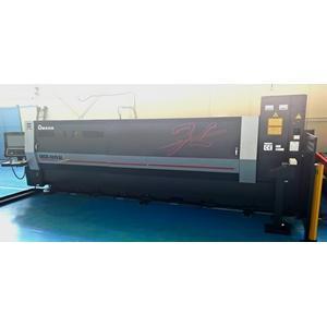 Découpe laser fibre obtique 4m x 2m, alu (8mm), cuivre, inox(15mm) et acier jusqu'à 25mm