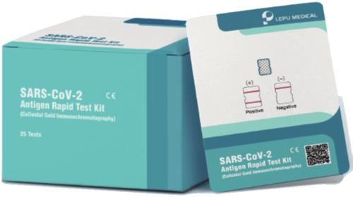 SARS-CoV-2 (Corona) Schnelltest