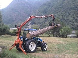 Forest Loaders P.A.S450