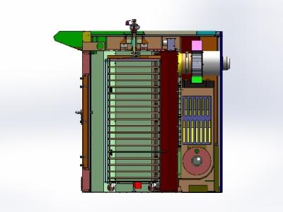 Our project about rotor oven.