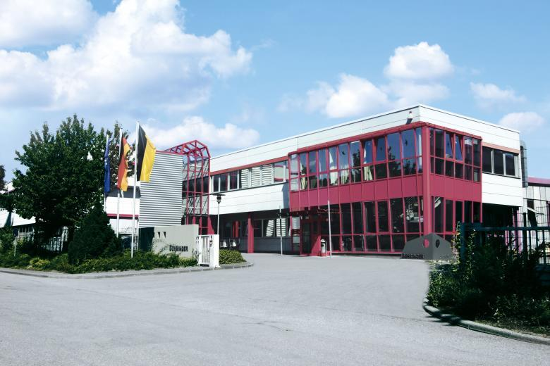Gebäude Kirchardt