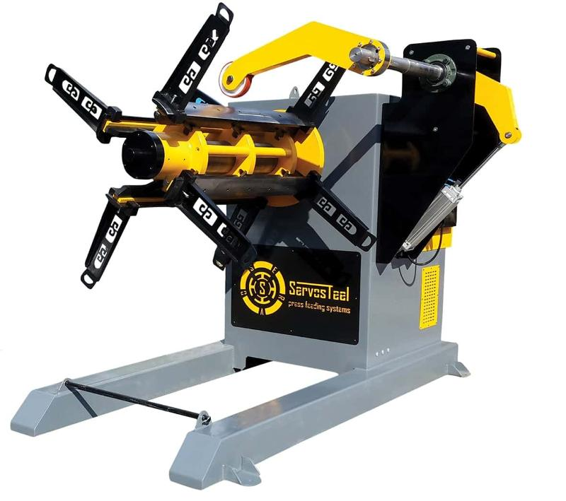 MECHANICAL DECOILER/OPENER