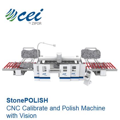 Stone Machinery - StonePOLISH