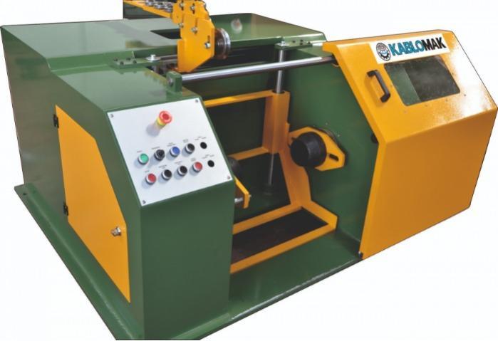 Sulu Tel Çekme Makinası