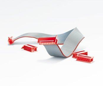 MicroMatch Flachbandkabel