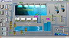 Automatic control system for the aquarium in Ocean Plaza Shopping Mall. Techinservice developed a tern-key project for automation of all engineering and utility systems of the shopping mall.