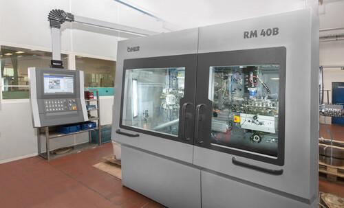Buchsenmaschine Bihler RM40B 400Stk/min