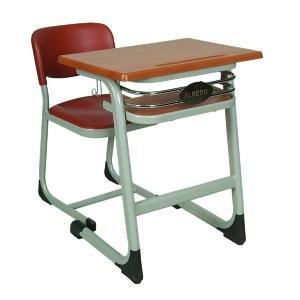 Desk size: Desktop: 45x63, 50x70 Profile: 32x50x2 mm Height: 65, 70, 75 h  Chair Size: Seat Backrest: PPC Profile: 20x40x1.5