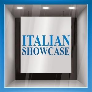ITALIAN SHOWCASE