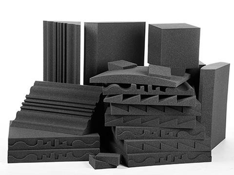 Skum Acoustics - Acoustical foam products