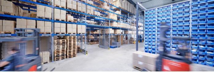 Bäcker GmbH & Co. KG - Logistik