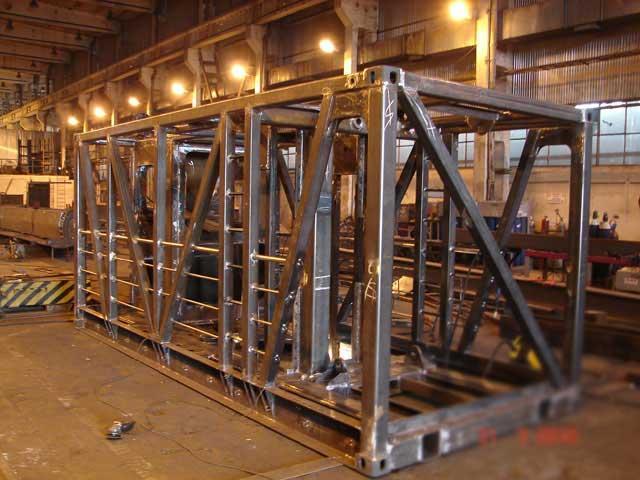 Steel construction