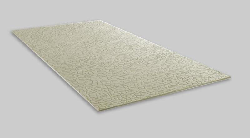 Decorative fibre cement boards for interior/exterior facades