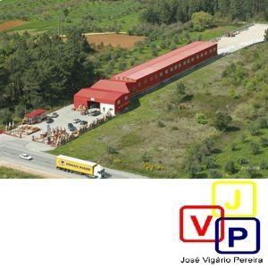 The JVP Barbecues, is currently the largest manufacturers of barbecues and ovens manufacturer in Portugal. JVP Barbecues,constantly expanding, modernizing their ovens and barbecues.
