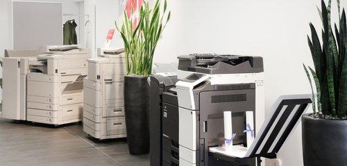 Kopierer/Drucker/Scanner
