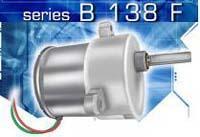 Motoriduttori serie B 138 F