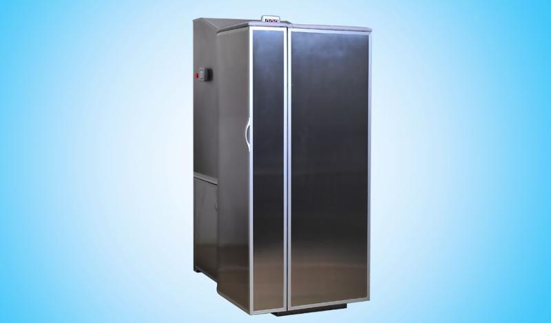 Cryosauna IceCube