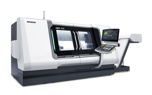 CNC Universal Drehmaschinen NEF 600