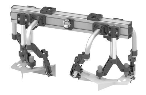 Leichtbau-Robotergreifer