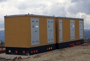 cabine elettriche