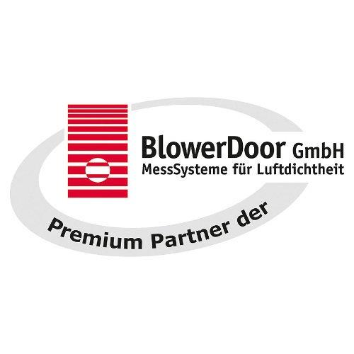Premium Partner der BlowerDoor GmbH