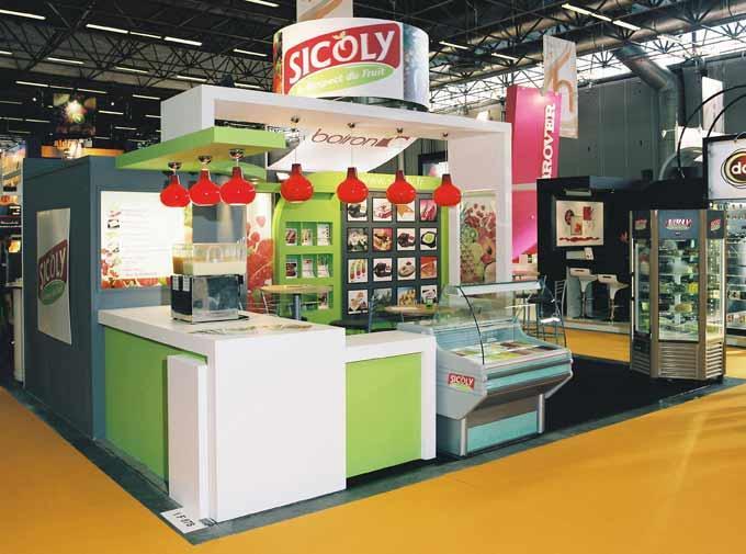 Eurl thierry pupier foires et expositions agencements for Stand pour foire expo