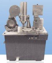 Halbautomatische Kapsel – Füllmaschine