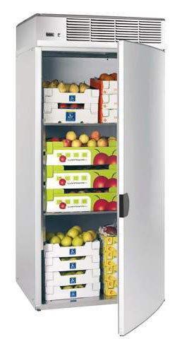 Kühlzelle Obst und Gemüse