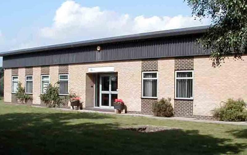 Our building, offices and workshops