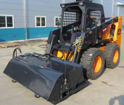 Various skid steer loader from 50HP to 80HP