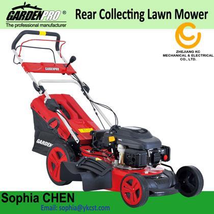 GT Transmission Electric Start Lawn Mower KCL20SDP-GT