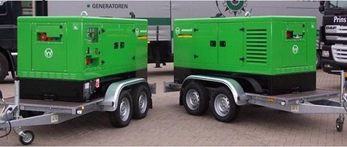 Prins Motoren BV, belonging to the group of Prins Maasdijk, is the right place to buy your generator wetter it is a small portable 1KVA generator or a 2200 KVA one, Prins Motoren has it.