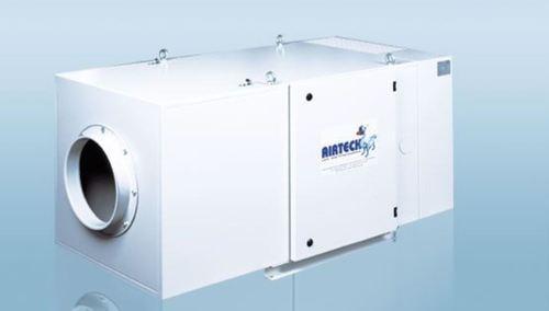 Mechanischer Luftfilter