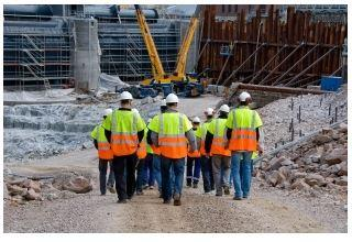 Ensure maximum security of your building site and your personnel with AOS.