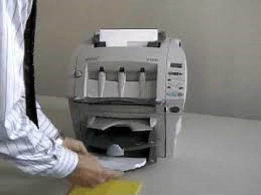Imbustatrici automatiche per corrispondenza