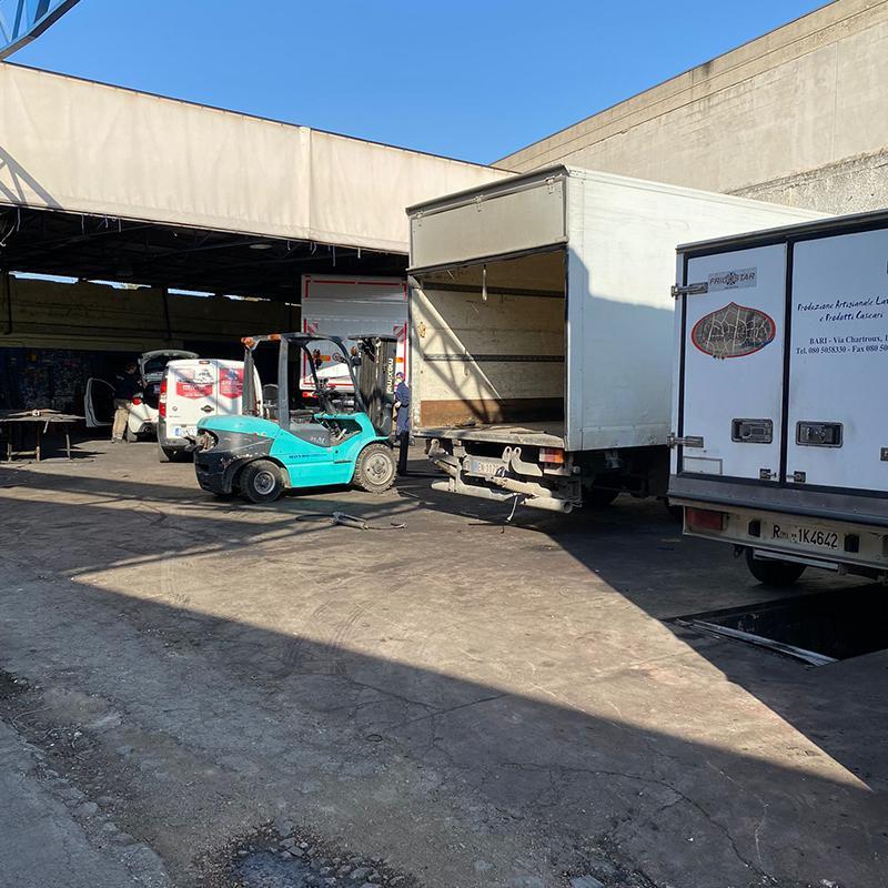 F.lli Auciello Officina Meccanica Veicoli Industriali  balestre