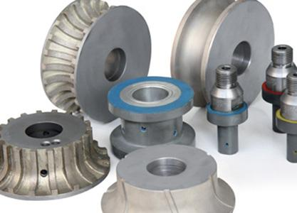 Profili mole stone e utensili per CNC