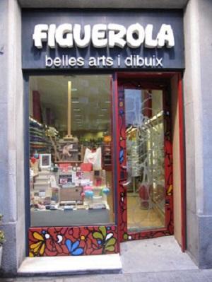 fine arts materials store